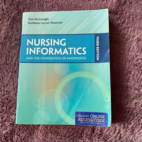 Nursing Informatics 3rd edition